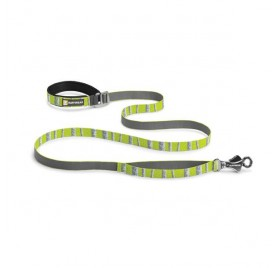 Flat-Out Leash for Dogs RUFFWEAR green