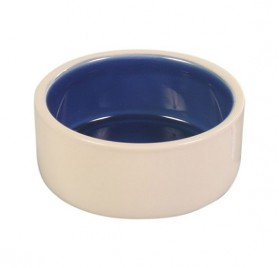 Ceramic Bowl two colours TRIXIE