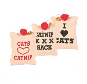 TRIXIE Assortment Catnip Cushions