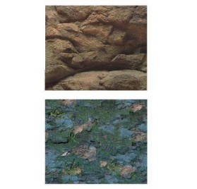 Aquarium Background with Double Side Pictures FERPLAST