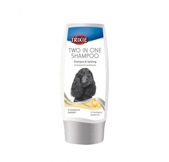 Champú Premium 2 en 1 TRIXIE