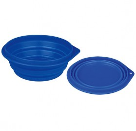 TRIXIE Travel Bowl Collapsible