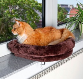 TRIXIE Resting Pad for Windowsills for Cats