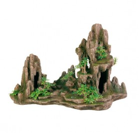 TRIXIE Rock Formation