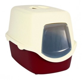 TRIXIE Vico Litter Tray, with Dome