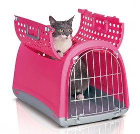 Pet Carrier Pets Linus Cabrio Model IMAC