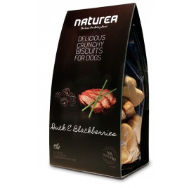 NATUREA Snacks Biscuits - Duck and Blackberries