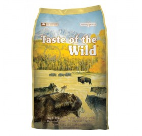 TASTE OF THE WILD High Prairie Canine with Bison & Roasted Venison