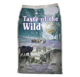 TASTE OF THE WILD Canine Sierra Mountain with Roasted Lamb
