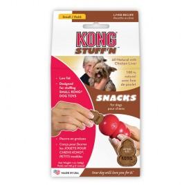 KONG Snack para Perros con Sabor a Hígado para Rellenar Juguetes
