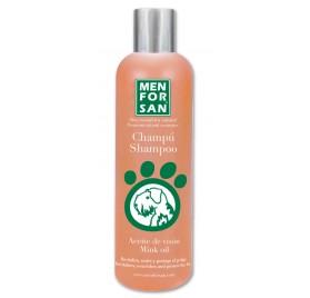 Protective Mink Oil Shampoo for Dogs MENFORSAN