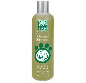 Anti - Irritation Shampoo with Tea Tree MENFORSAN