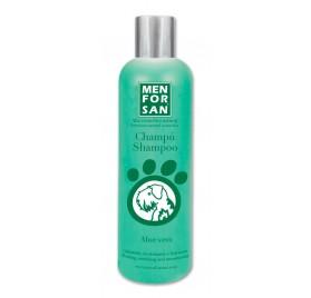 Natural Soothing, Healing Shampoo with Aloe-Vera MENFORSAN
