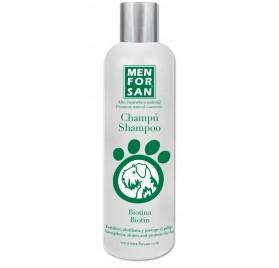 Natural Biotin Shampoo for Dogs MENFORSAN