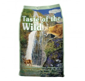 TASTE OF THE WILD Rocky Mountain Cat with Roasted Venison & Smoked Salmon