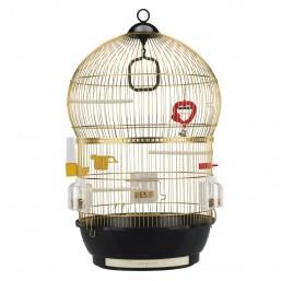 Jaula de Latón para Pájaros FERPLAST